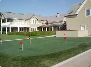 bakersfield golf greens